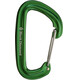Black Diamond Neutrino Carabiner Green